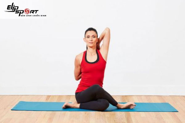 bài tập thể dục yoga trị bệnh viêm xoang mũi