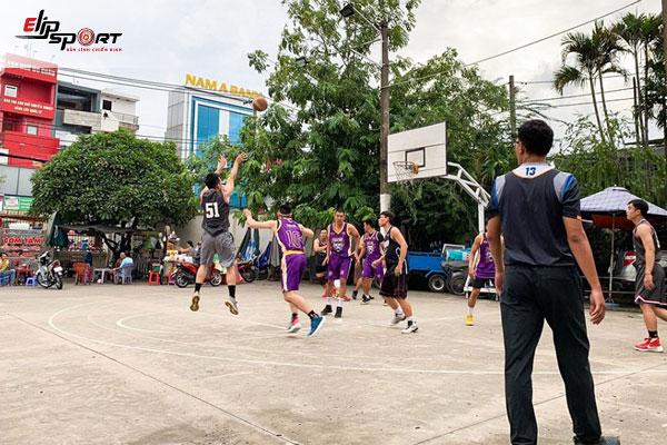 sân bóng rổ Bình Tân, Hồ Chí Minh