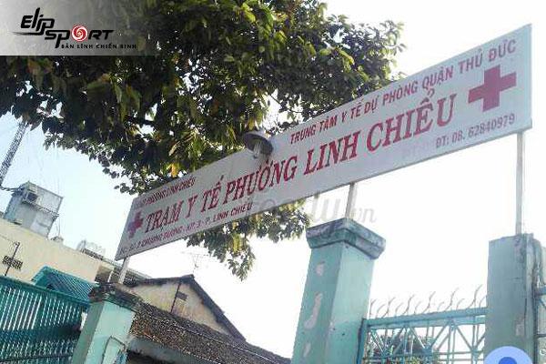 trạm y tế Thủ Đức, Hồ Chí Minh