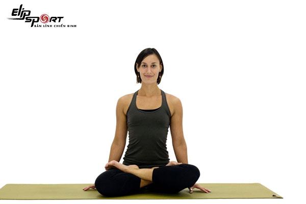 bài tập yoga trị bệnh trĩ