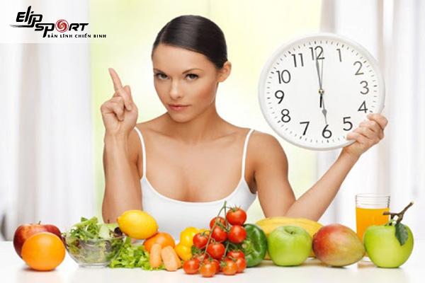 Nhịn ăn trưa và tối có giảm cân không