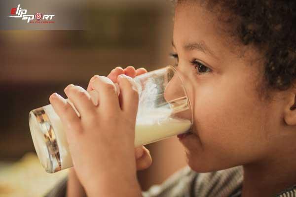 sữa tăng chiều cao pha sẵn