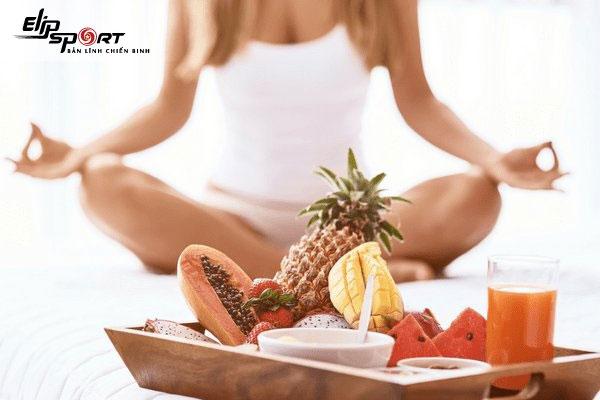 tập yoga xong có nên ăn