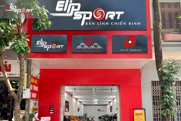 cửa hàng dụng cụ thể thao Kinh Môn - Hải Dương