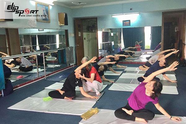 tập yoga quận 1, Hồ Chí Minh
