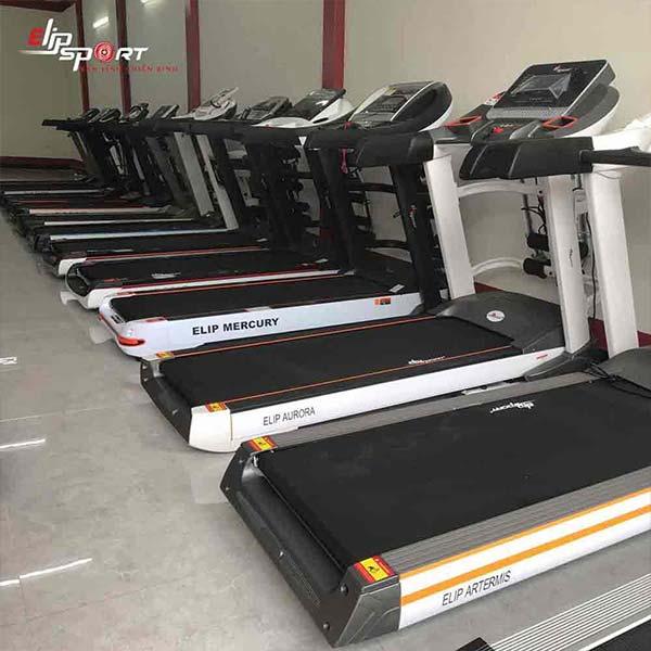 Máy chạy bộ điện giá rẻ bán chạy nhất Hải Dương