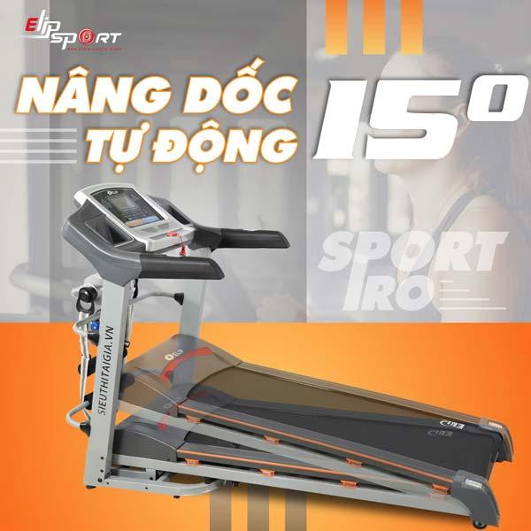 Máy chạy bộ điện giá rẻ tốt nhất Đồng Nai