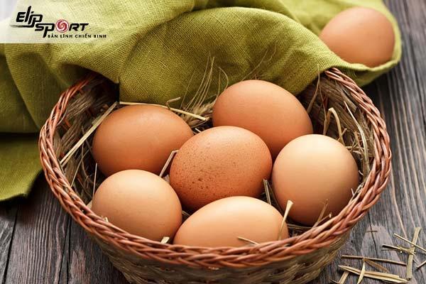ăn trứng sống có tốt không