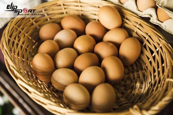 trứng gà có chất gì
