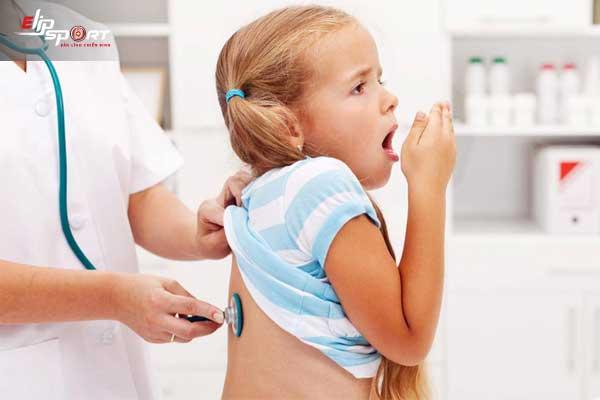 cách chăm sóc trẻ bị hen phế quản