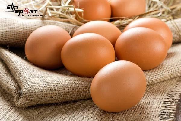 trứng gà kỵ gì