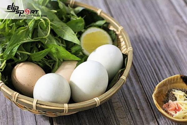 Trứng vịt lộn để qua đêm có ăn được không