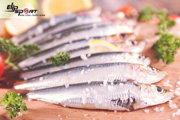 thực phẩm giàu canxi và vitamin d