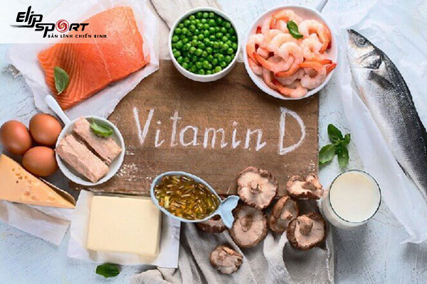 vitamin d có tác dụng gì