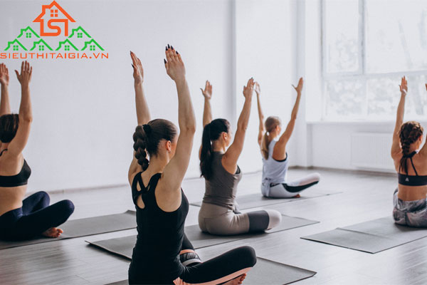 bài tập yoga của master kamal