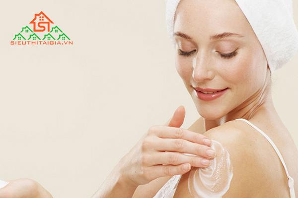 các bước chăm sóc da toàn thân hàng ngày