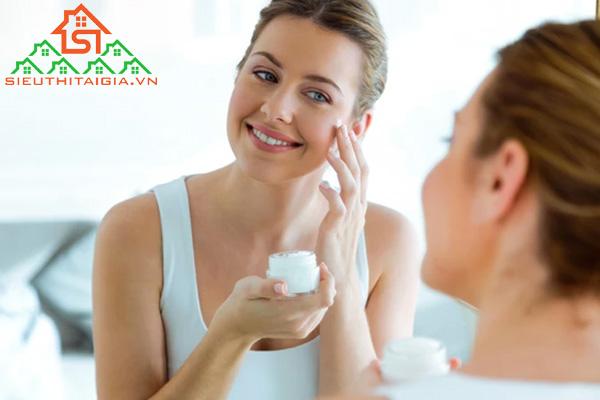 các bước skincare cho da khô