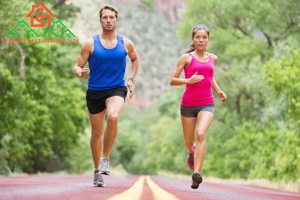 chạy bộ bao nhiêu là đủ