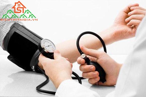 Điều trị huyết áp thấp