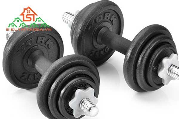 dụng cụ tập gym tại nhà cho nam
