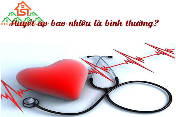Huyết áp bình thường