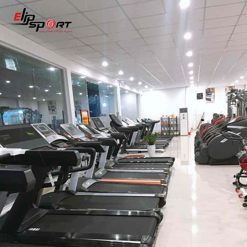 máy chạy bộ Bình Định