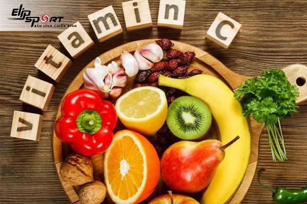 thiếu vitamin C