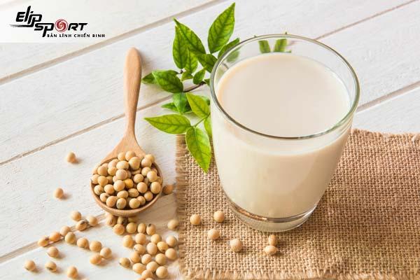 uống sữa đậu nành có mập không