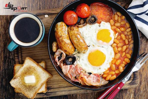 ăn sáng như thế nào để tăng cân