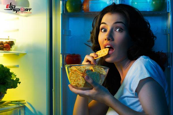 ăn gì vào ban đêm để tăng cân