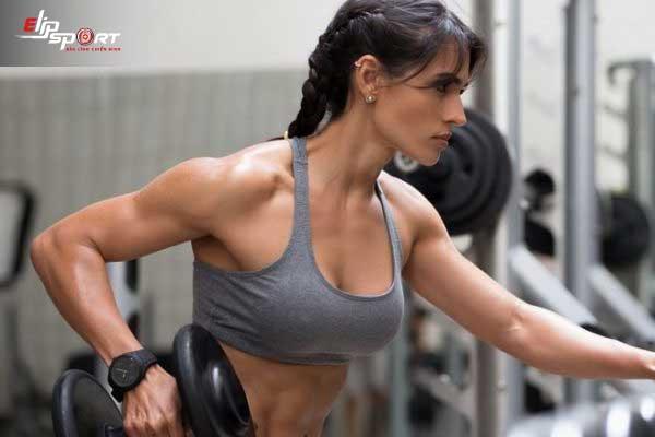tập gym có làm to ngực không