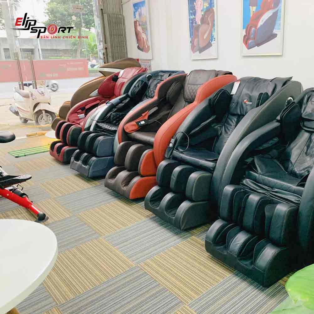 ghế massage Thanh Trì