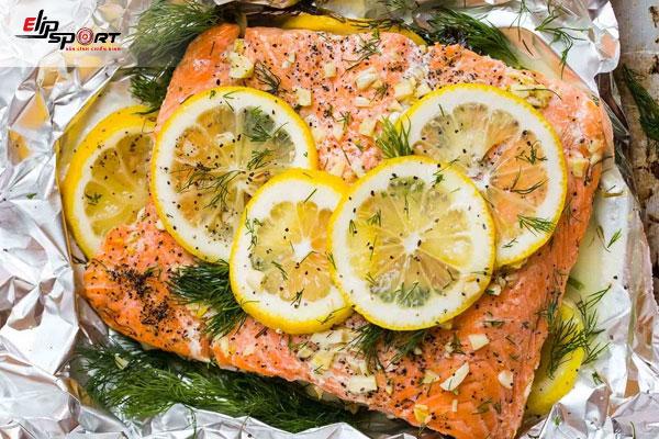 cá có giúp tăng cân
