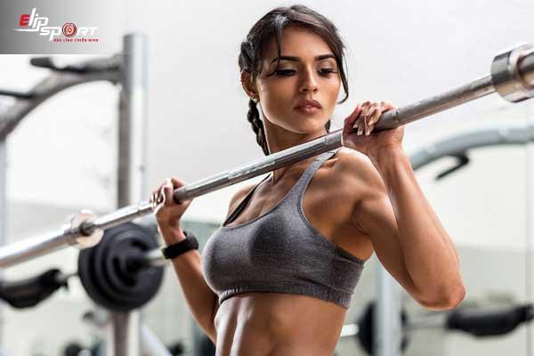 tập gym săn chắc vòng 1