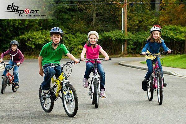 đạp xe 20km mỗi ngày