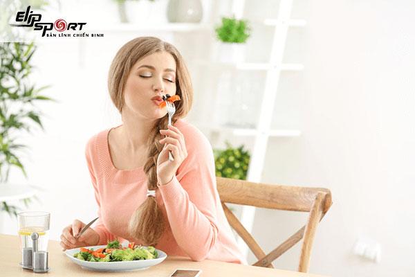 cách ăn nhanh tăng cân