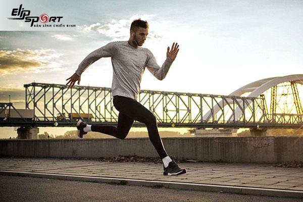 Tập chân nhanh nhẹn