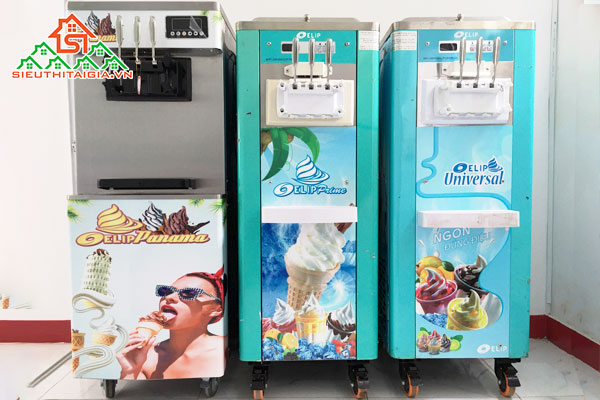 Mua máy làm kem tươi uy tín tại TP. Rạch Giá, Phú Quốc, Hà Tiên - Kiên Giang