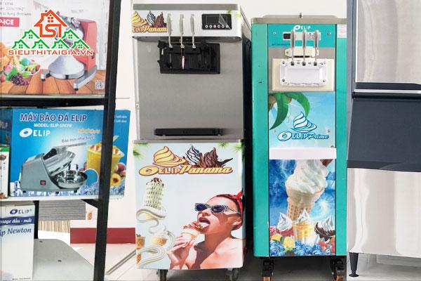 Máy làm kem tươi tại Quận Thanh Xuân, Hà Đông, Hoàn Kiếm Thủ đô Hà Nội