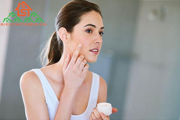 cách chăm sóc da mặt không bị mụn