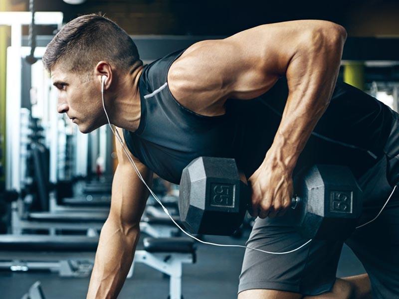Cơ thể giữ nước để cung cấp năng lượng cho cơ