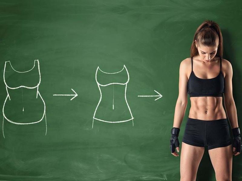 Tăng cơ nạc khiến tăng cân nhưng giảm mỡ