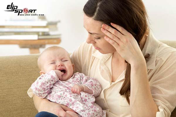 chăm sóc trẻ bị viêm tiểu phế quản