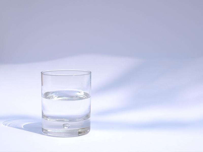 Giảm cân bằng nước lọc