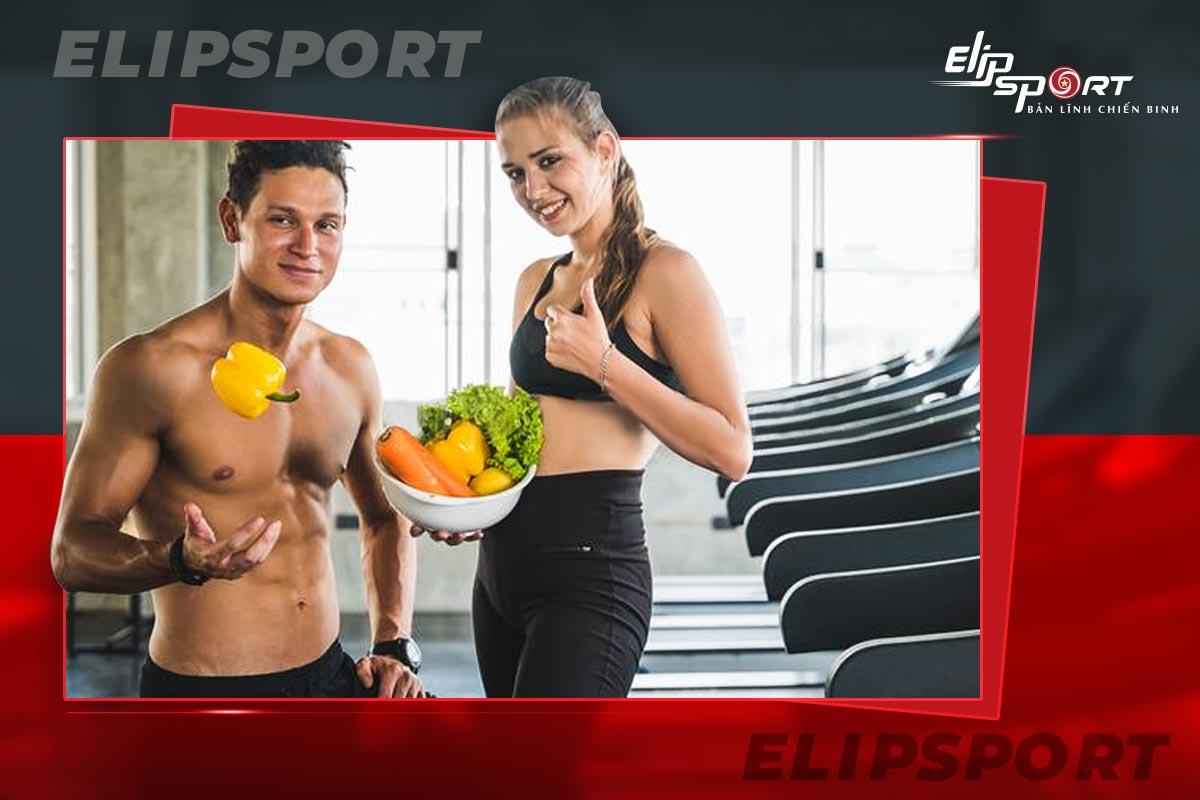 Tập Gym Ăn Nhiều Tinh Bột