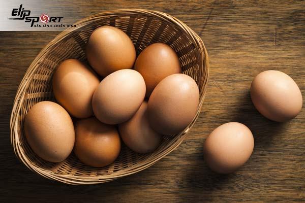 1 quả trứng bao nhiêu gam