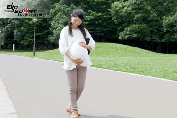 đau hông khi mang thai 3 tháng đầu