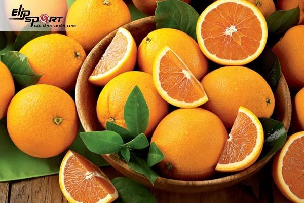 trái cây chứa nhiều chất sắt