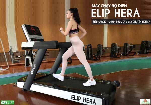 Máy tập chạy bộ Elip Hera đáng để có trong nhà bạn