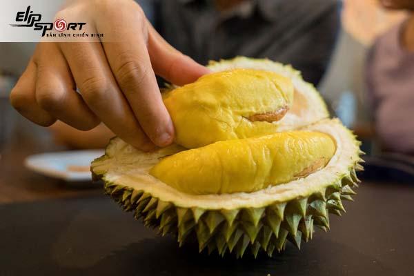 cách ăn sầu riêng không tăng cân
